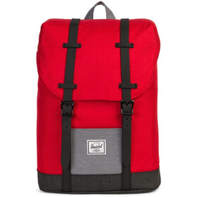 Herschel Retreat Backpack Children grey/red